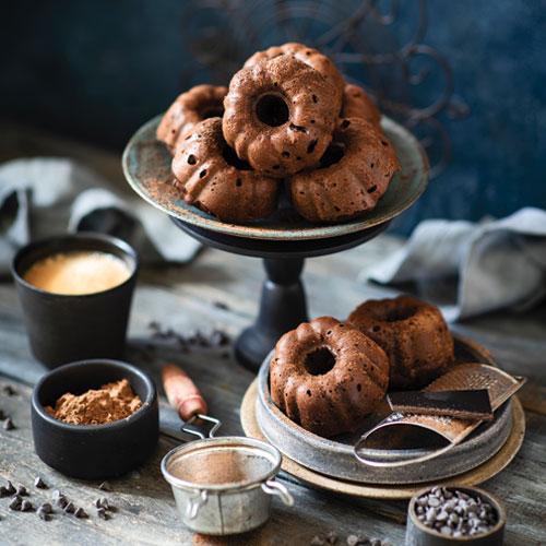 Десерт, в якому використовується алкалізований какао-порошок